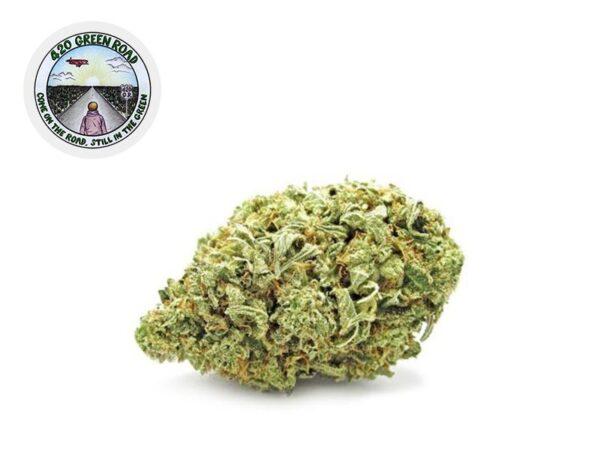 Fleur Hulkberry CBD Indoor 8% - 420 Green Road