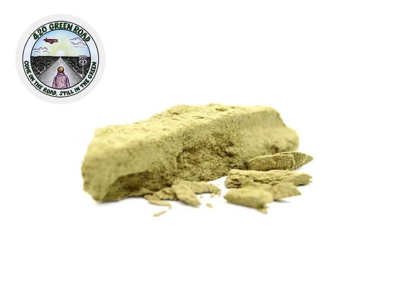 Pollen Crystal Hash CBD 20