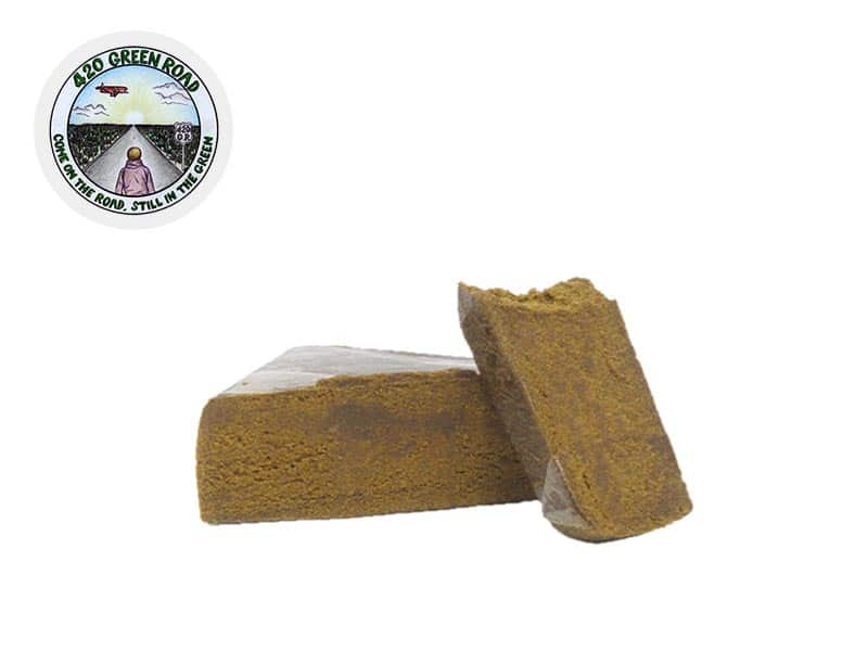 Pollen King Hassan Hash CBD 20% - 420 Green Road