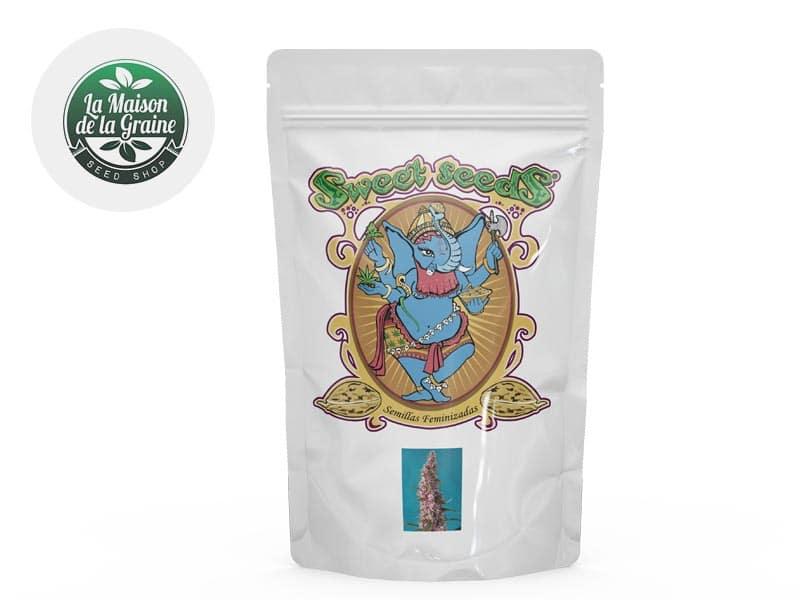 Graines CBD Red Pure autoflorissantes - La Maison De La Graine