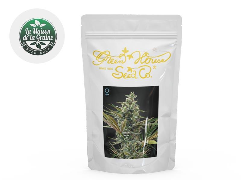 Graines CBD Super Lemon Haze autoflorissantes - La Maison De La Graine