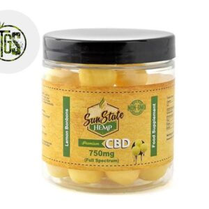Bonbons Citron CBD - Sunstate