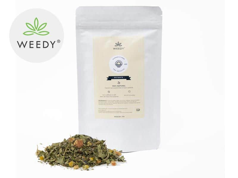 Infusion CBD Summer is Here - Weedy