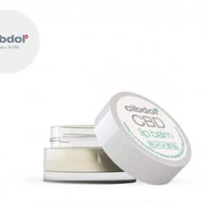 Baume CBD pour les Lèvres Cibdol