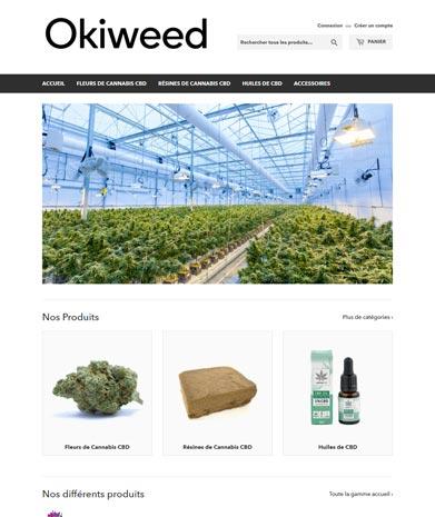 okiweed site