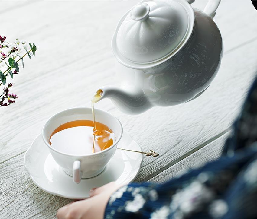 thé cbd