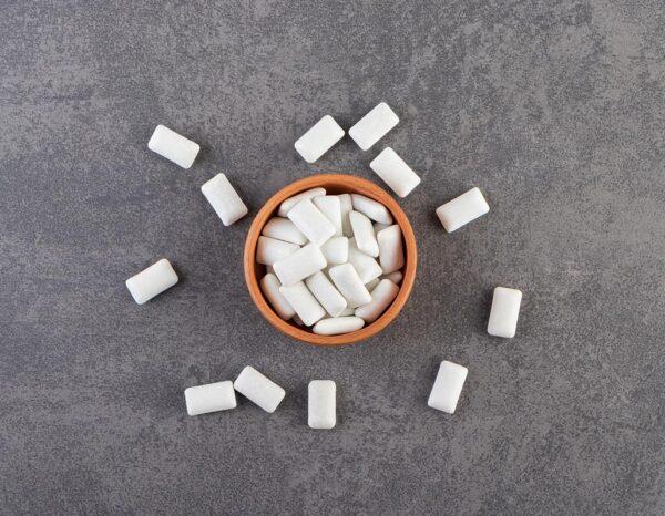 chewing gum cannabidiol