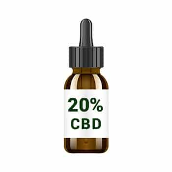 huile 20% cbd