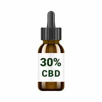 huile 30% cbd