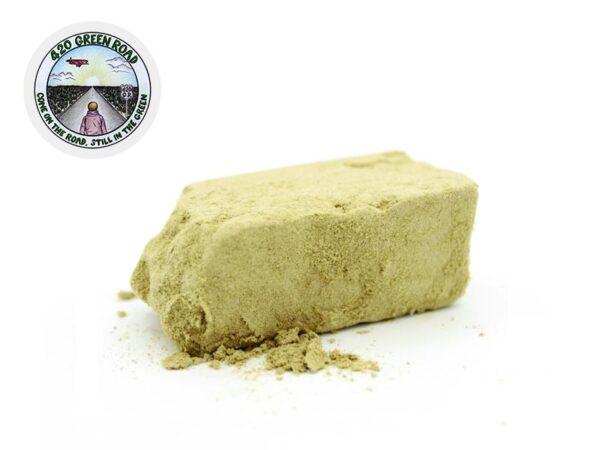 Pollen Hash CBG 31% - 420 Green Road