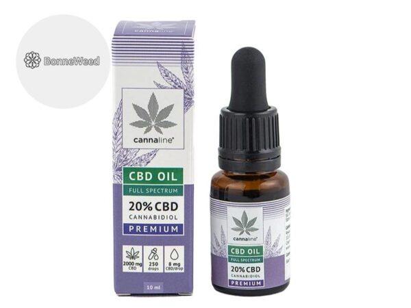 Huile CBD 20% - Cannaline
